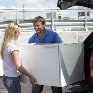 Можно ли перевозить холодильник лежа